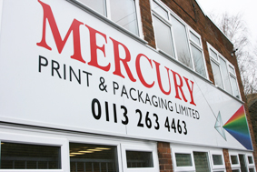 Mercury Print & Packaging Building